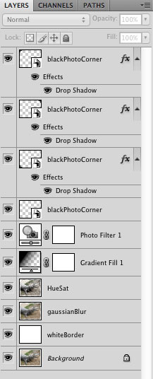 photoshop tutorial screenshot