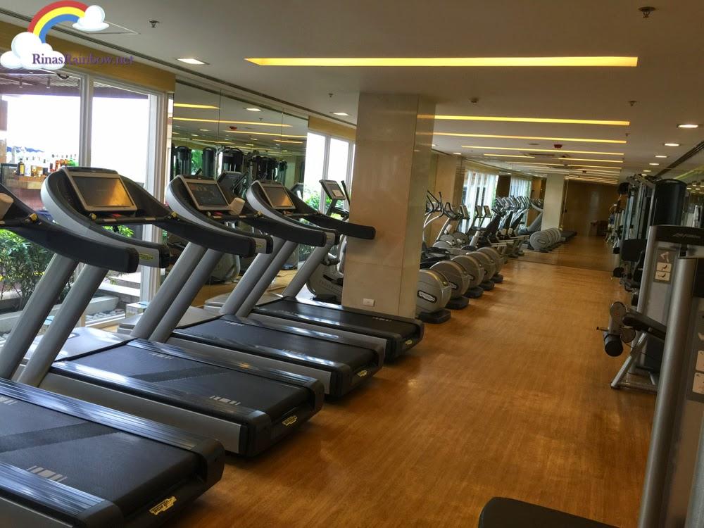 gym treadmill