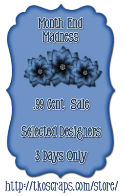 .99 CENT MONTH END MADNESS - 3 DAYS ONLY! MEM3Day_Blog
