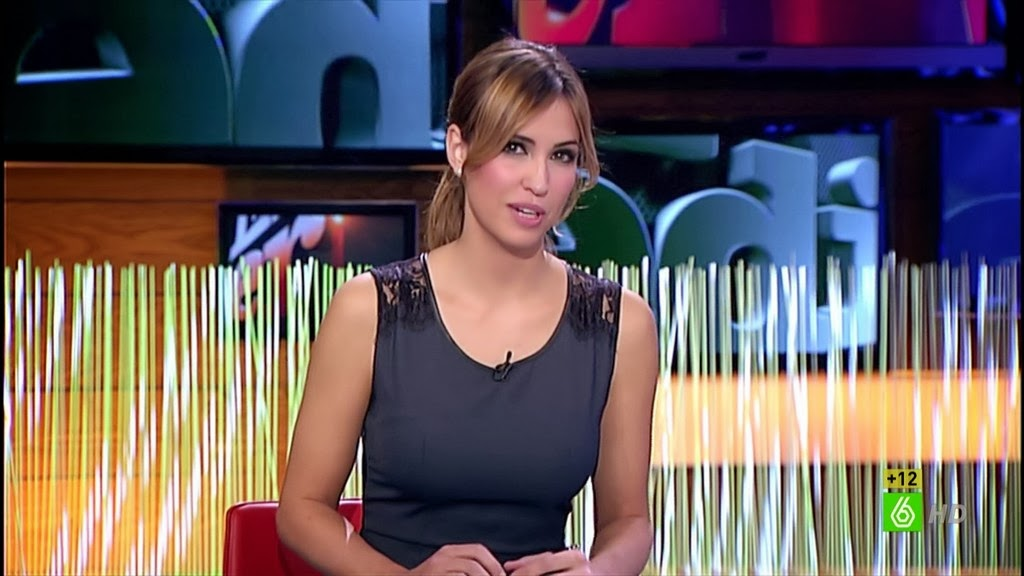 SANDRA SABATES, EL INTERMEDIO (26.11.13)