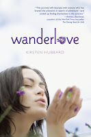 Book cover of Wanderlove by Kristen Hubbard