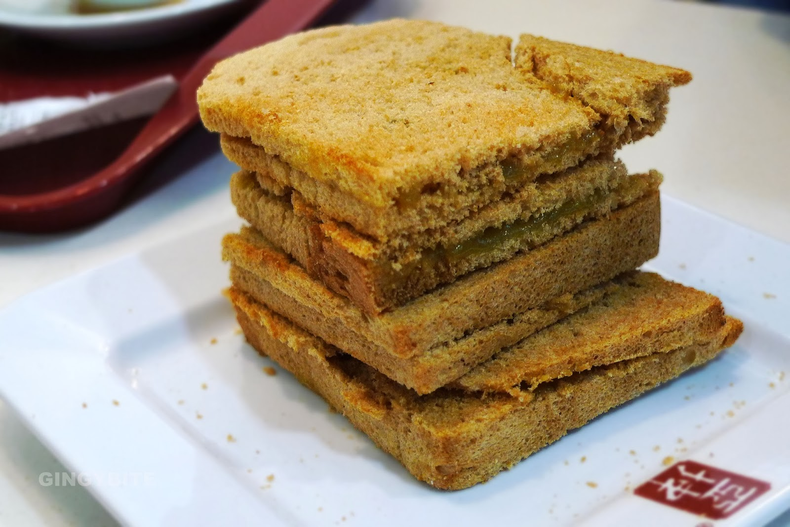 Ya Kun Kaya Toast with Butter
