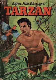 Tarzan Dell 030