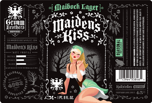 Grimm Brothers Maidens Kiss
