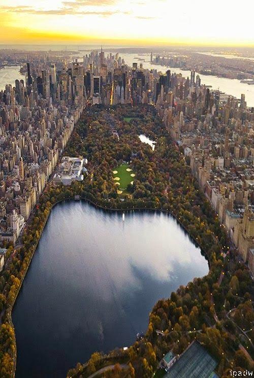 Central Park in the fall randommusings.filminspector.com