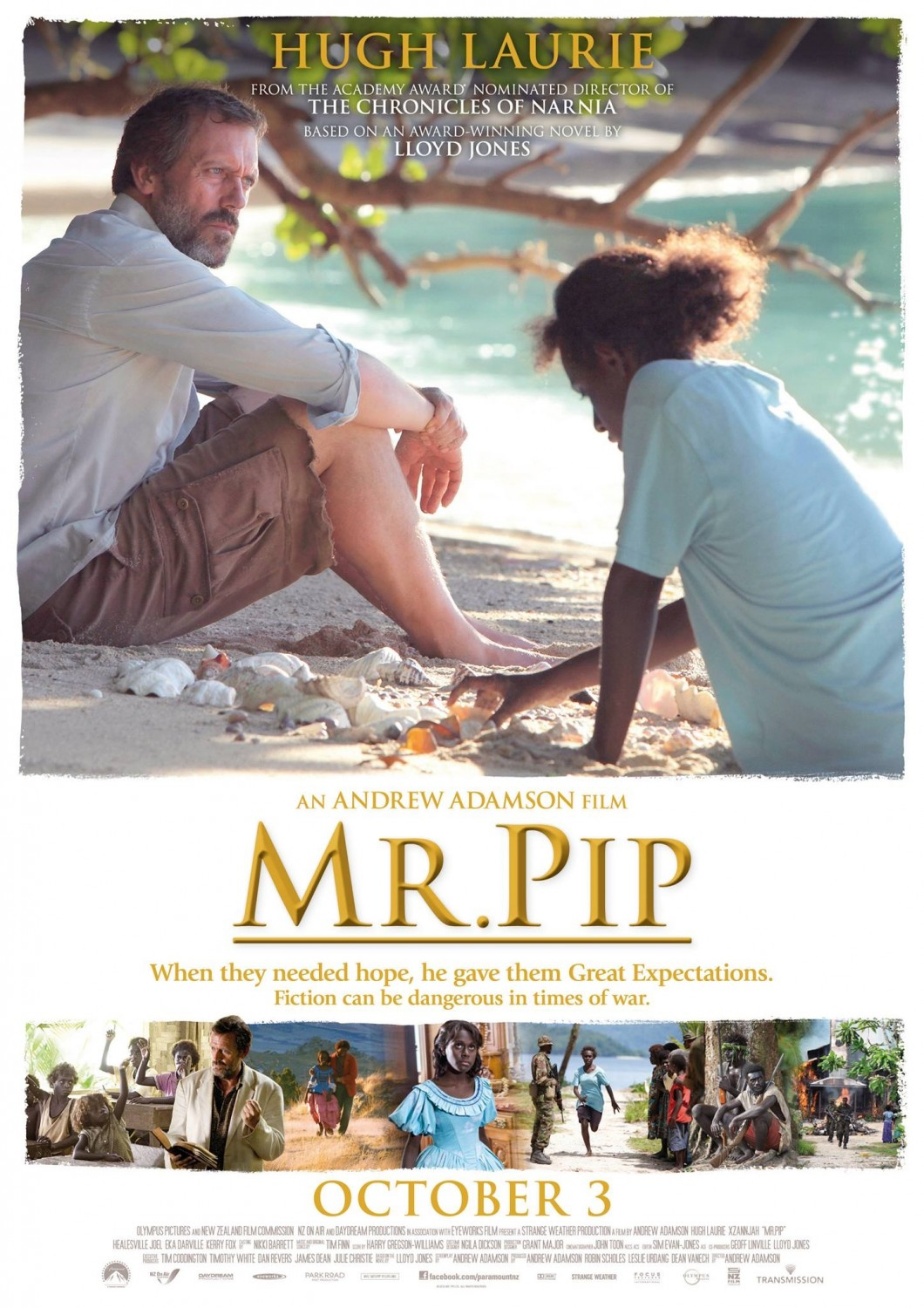 Mr. Pip – Legendado (2012)