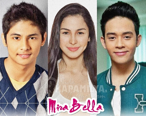 Julia Barretto is Mira Bella in New Teleserye with Kiko Estrada and Diego Loyzaga