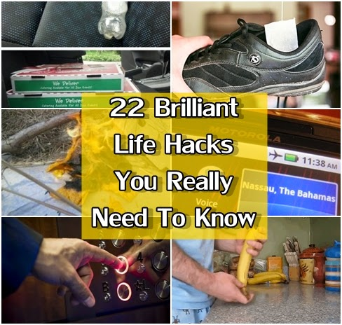 Brilliant Life Hacks You Really Need To Know