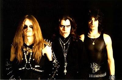 celtic frost  7 Band Metal Paling Berpengaruh di Dunia