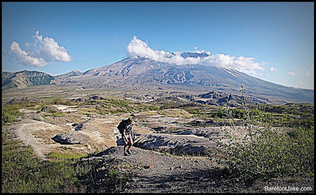 backpacking mount st. helens