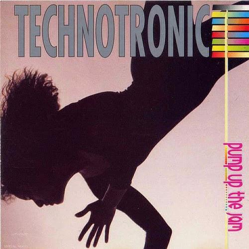 Retro disco hi nrg technotronic pump up the jam album for 1989 house music classics