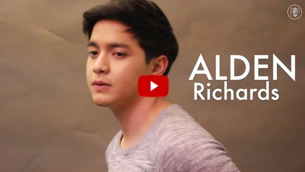 Alden Richards Yes Sexy Dozen 2014