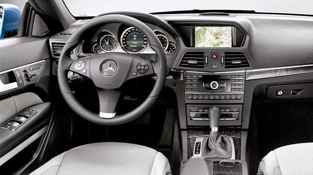 thiết kế bộ lái mercedes