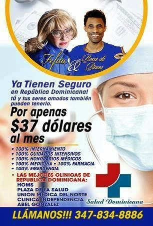 Salud Dominicana el mejor seguro