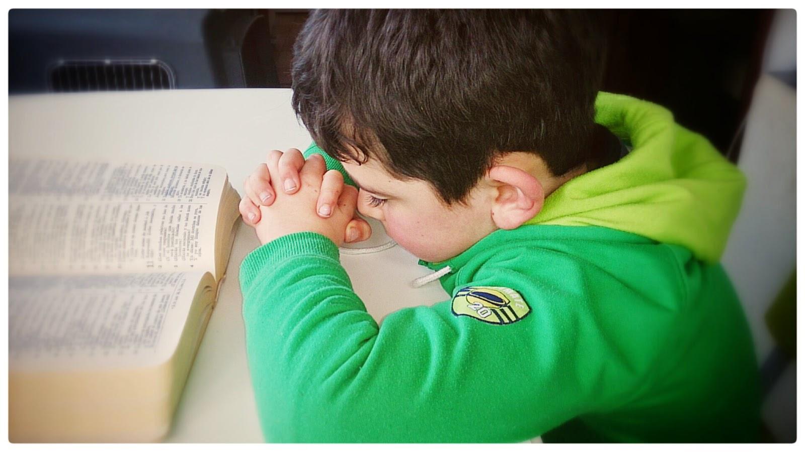 vida espiritual en niños