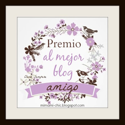"""""""Mejor blog amigo"""""""