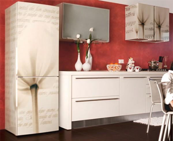 frigo design et original. Black Bedroom Furniture Sets. Home Design Ideas