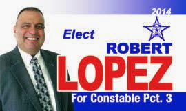 LOPEZ FOR PCT. 3 CONSTABLE