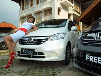 Aksesoris Honda Freed Bandung