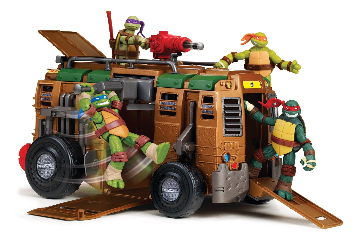 Ninja Turtles Toys : Nickalive vote now for nickelodeon s brand new quot teenage