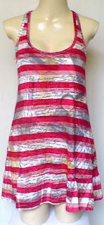 vestido sublimação