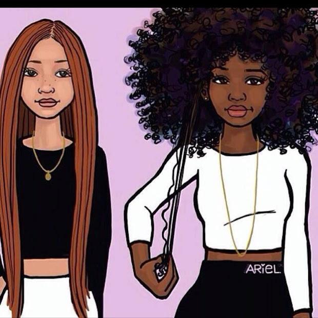 meu cabelo crespo afro tipo 4c