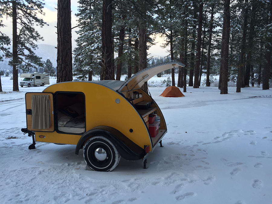 Creative Teardrop FixItShop  Teardrop Trailer Photo Gallery