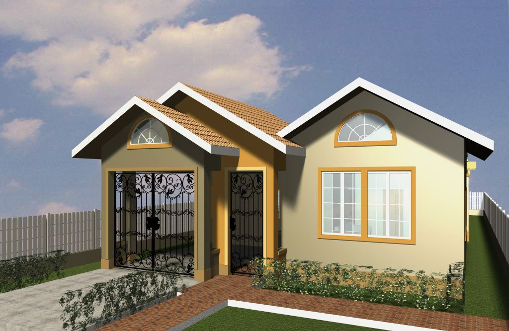New home designs latest modern homes designs jamaica for Jamaican house designs