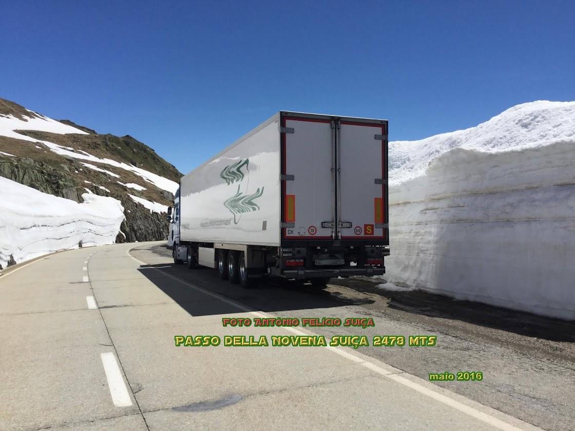 Passo della Novena, Suiça (2478mts) 2