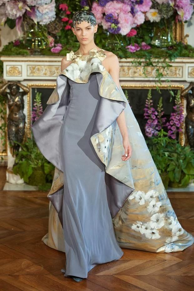 Increíbles vestidos de alta costura