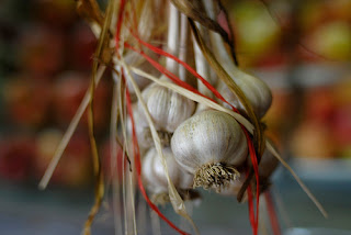 Garlic for Tibetan cure