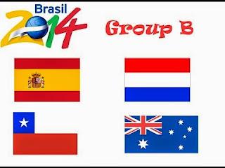 World Cup Grup B