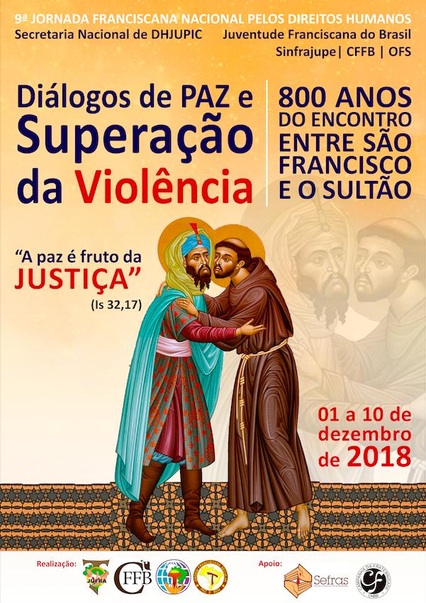 9ª JORNADA FRANCISCANA NACIONAL PELOS DIREITOS HUMANOS