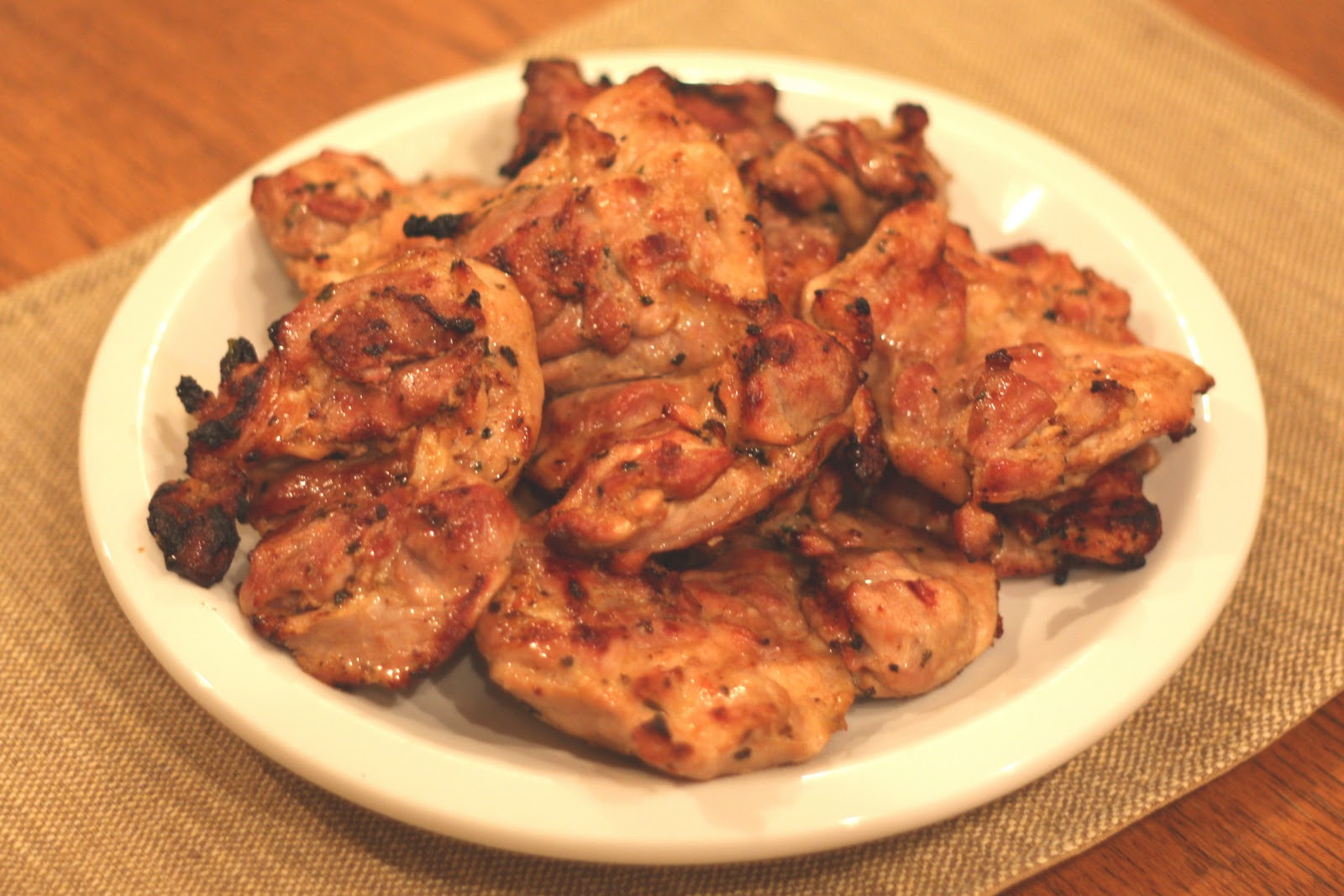 Marinade For Chicken Recipe — Dishmaps