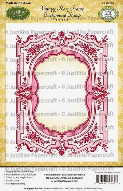 http://justritepapercraft.com/products/vintage-rose-frame-cling-background-stamp