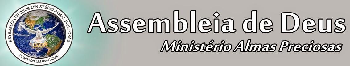 A.D. Ministério Almas Preciosas