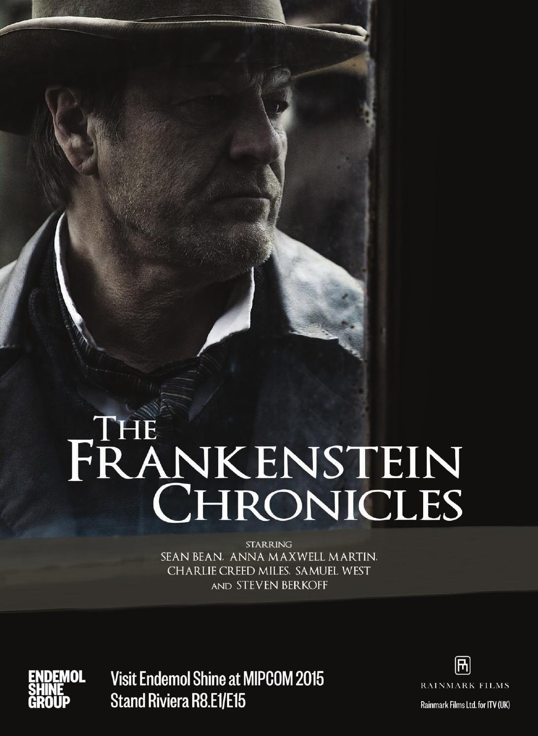 The Frankenstein Chronicles [Miniserie] DUAL BRrip 720p H264