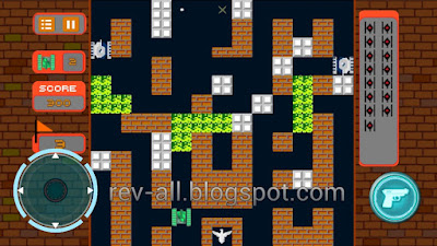 Mulai bermain permainan tank battle 1990 - permainan jadul tank musuh tank di android (rev-all.blogspot.com)