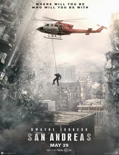 San Andreas (Terremoto: La falla de San Andrés) (2015)