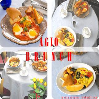 AGIO restaurant Toronto Corso Italia, Agio's brunch, by wobuilt.com