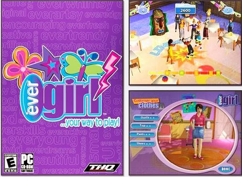 EverGirl: Your Way to Play
