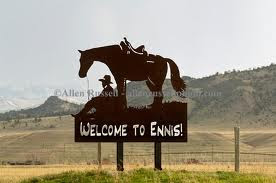 Welcome To Ennis