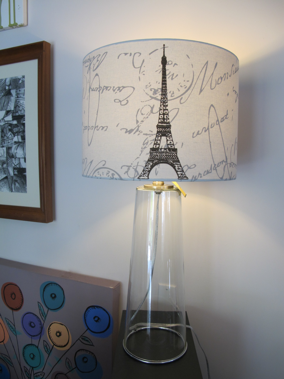 Christie Chase: #467...lampshade makeover