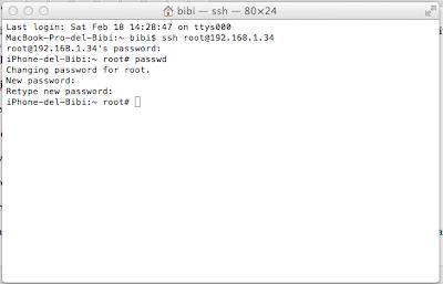Repeat the new password