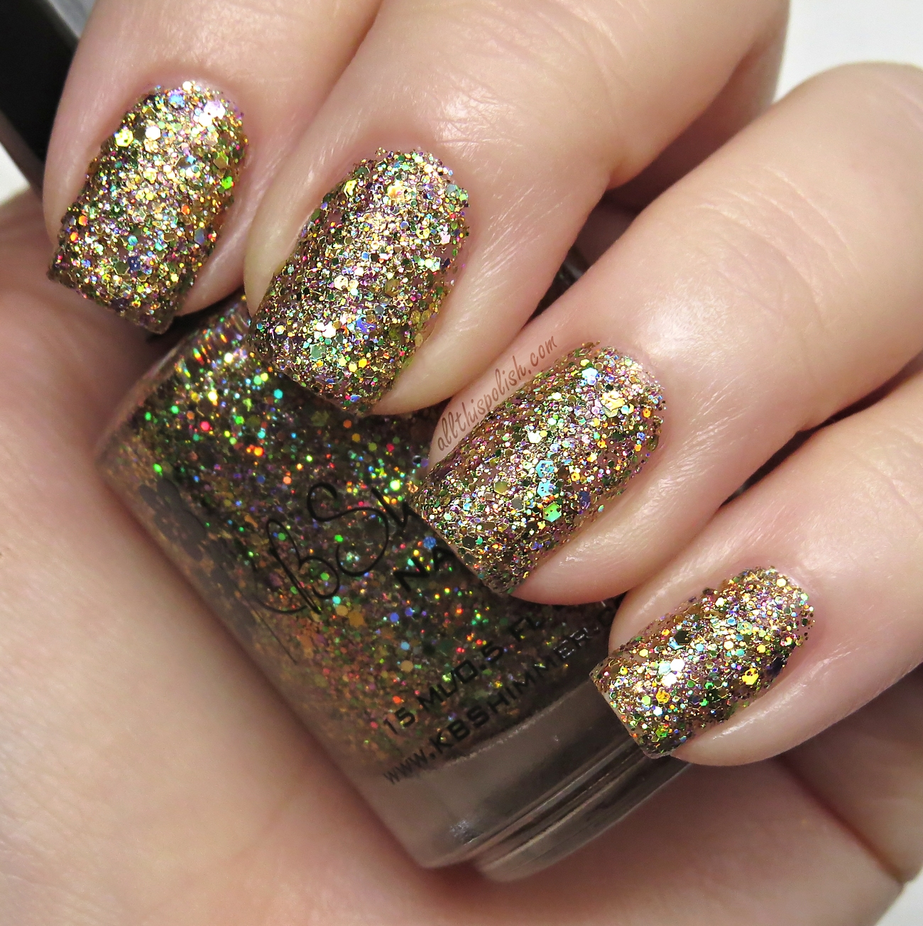 KBShimmer Dressed To Gild