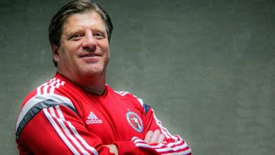Miguel Herrera entrenador de Tijuana