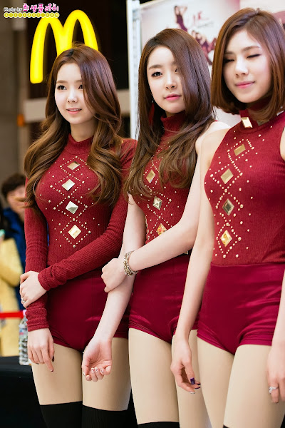 Stellar Gayoung Hyoeun Jeonyul