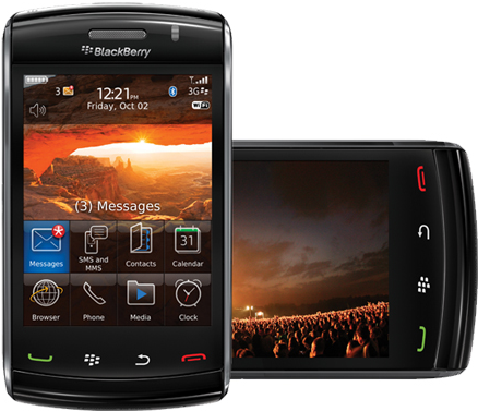 Info Harga dan Spesifikasi Blackberry Storm2 9520 Terbaru