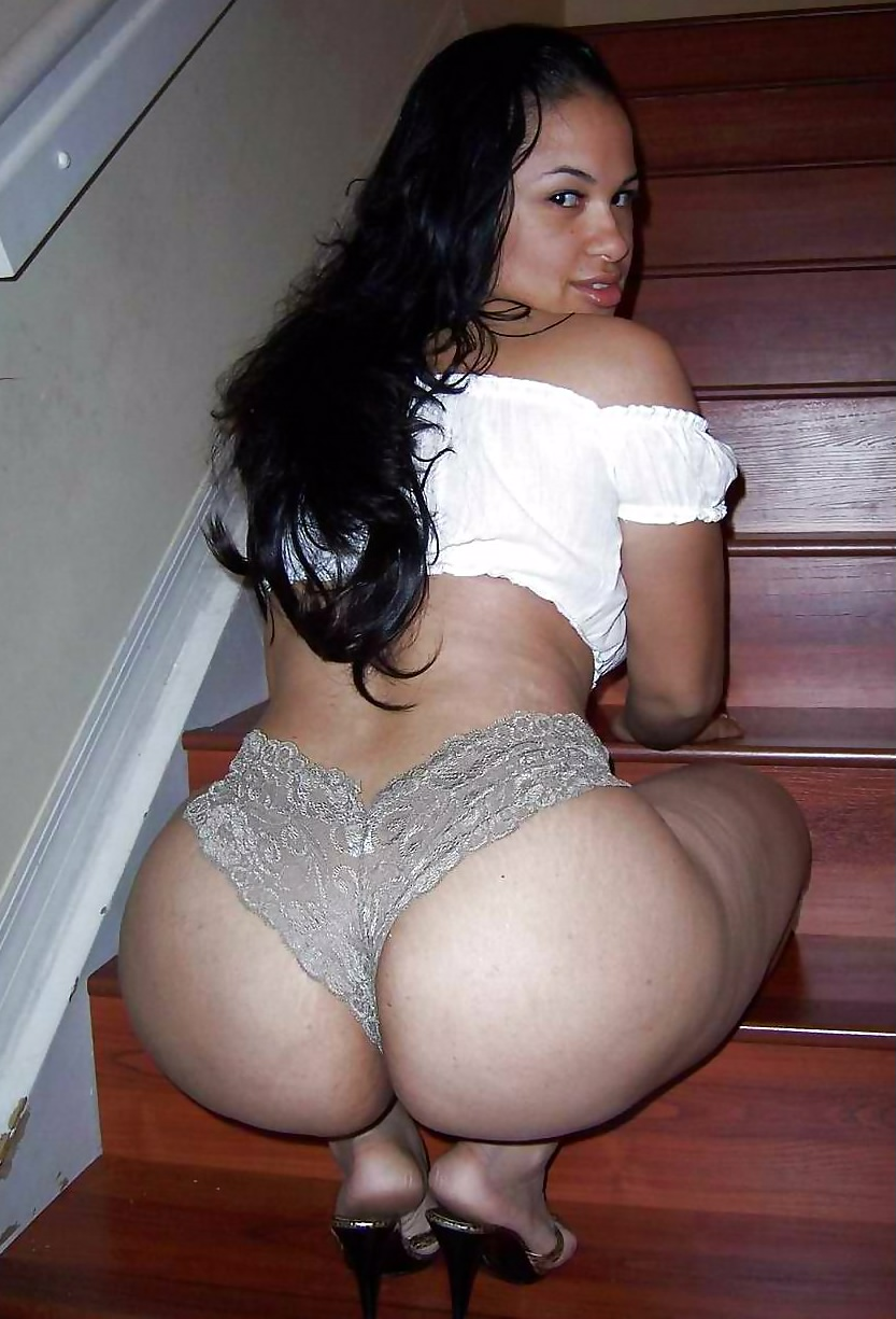 Ass sexy thick latina