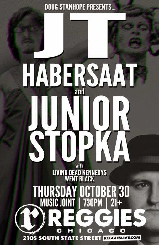 JT Habersaat & Junior Stopka Live!